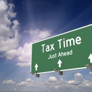 Tax filing due date 2 weeks away