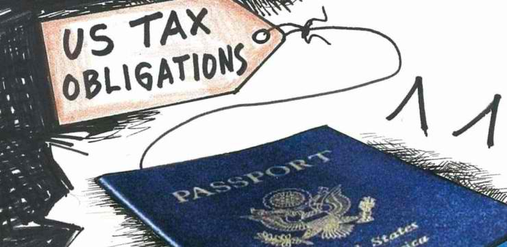 """Tax challenges for """"Accidental"""" Americans make the US news"""