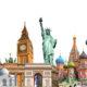 Expat international destinations